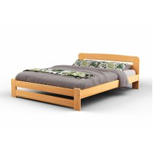 New Solid Wooden Pine King Size Bed 5ft UK Size - F1