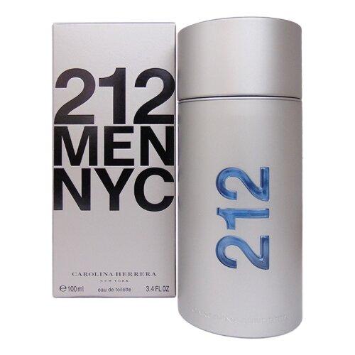212 Men - Eau de Toilette - 100ml