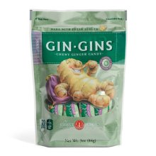 Ginger People  Original Ginger Chews - Large 84g x 12