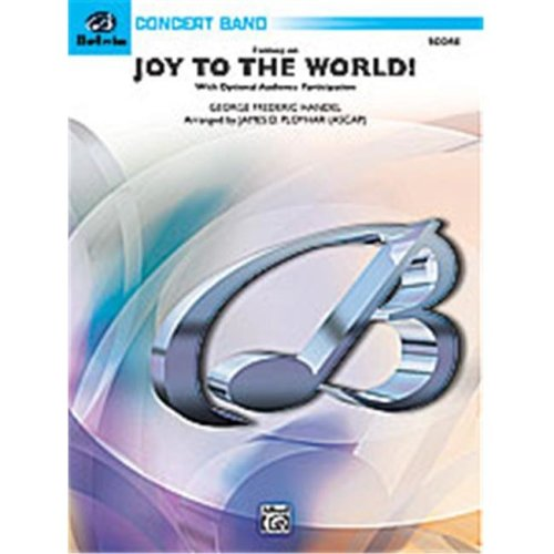 Alfred 00-29602 JOY TO THE WORLD-BCB3