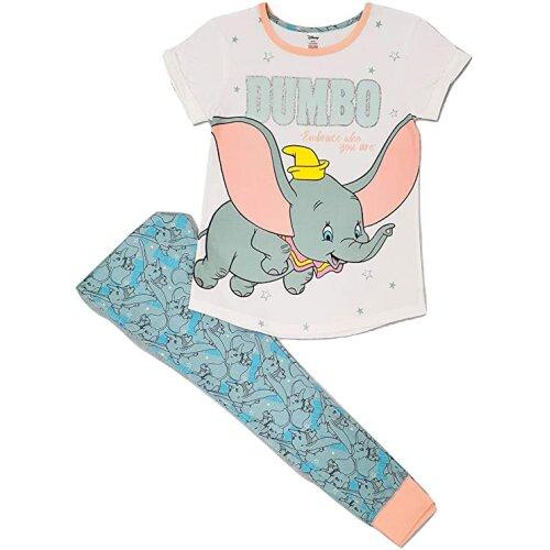 Womens Disney Dumbo Pyjamas