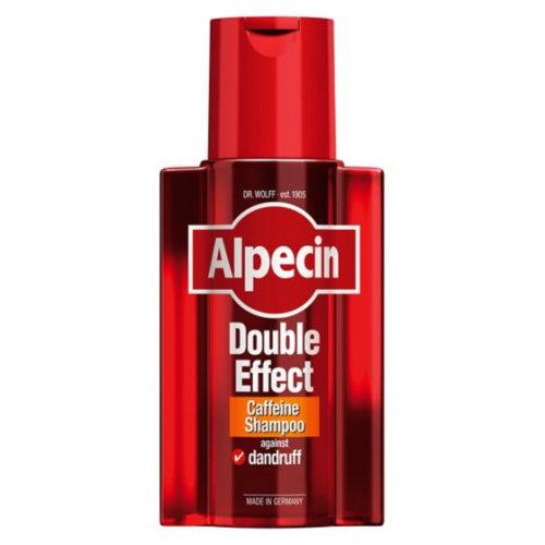 Alpecin Double Effect Caffeine Shampoo - 200ml   Anti-Hair Loss Shampoo