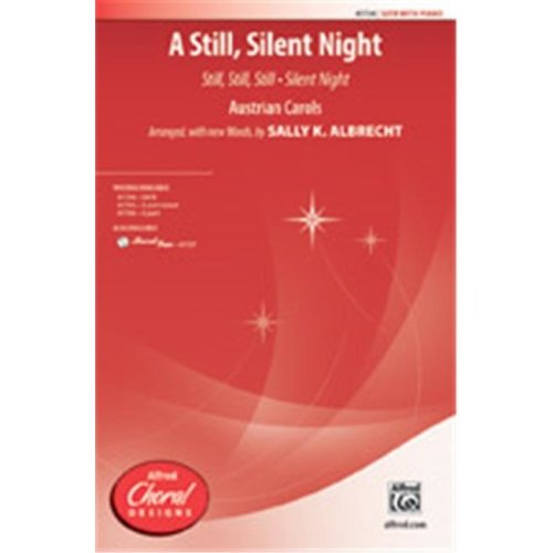 Alfred 00-41737 A STILL SILENT NIGHT-STRX CD