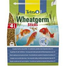 Tetra Pond Wheatgerm Sticks For Pond Fish - 4L