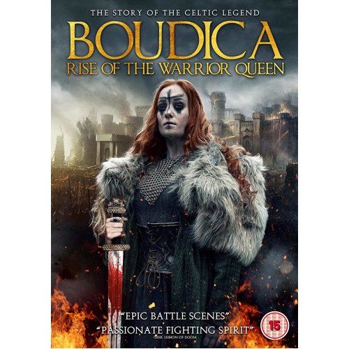 Boudica - Rise Of The Warrior Queen DVD [2019]