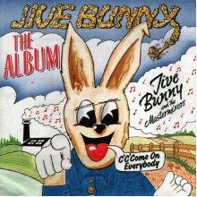 Jive Bunny - The Album - Jive Bunny And The Mastermixers - vinyl - Used