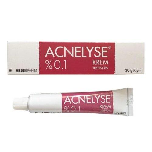 ACNELYSE Skin Cream Acne Treatment Retinoic Acid 0.1%