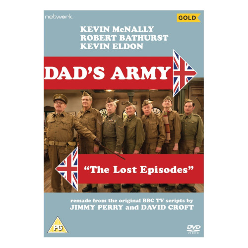 Dad's Army - The Lost Episodes DVD