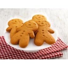 Martins Frozen Gingerbread Men Biscuits - 1x36