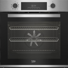 Beko AeroPerfect BBRIE22300XP Built In Electric Single Oven - Stainless Steel