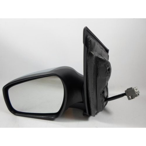 Ford Focus Mk2 2005-5/2008 Electric Wing Door Mirror Primed Cover Passenger Side