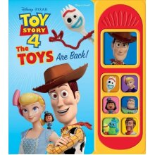 Toy Story 4 Little Sound Book - Used