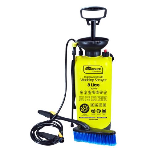 8L Pressure Washer