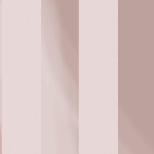 Holden Metallic Stripe Wallpaper | Pink Rose Gold Metallic Wallpaper