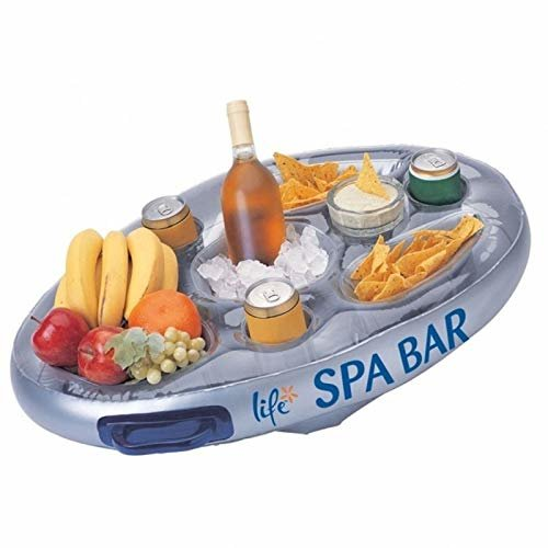 Life Floating Spa Bar | Inflatable Hot Tub Side Tray