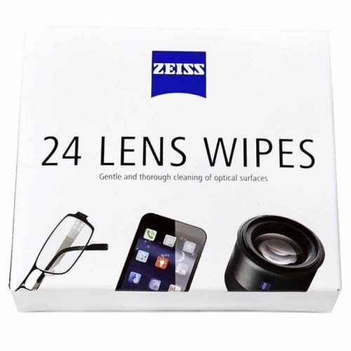 Zeiss Lens Wipes 24