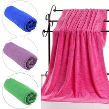 Quick-drying Large 180cm × 80cm Microfibre Beach Bath Towel