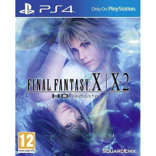 Final Fantasy X/x-2 Hd Remaster - Used