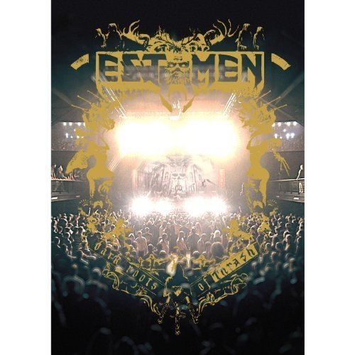 Testament - Dark Roots of Thrash (Bonus DVD) [CD]
