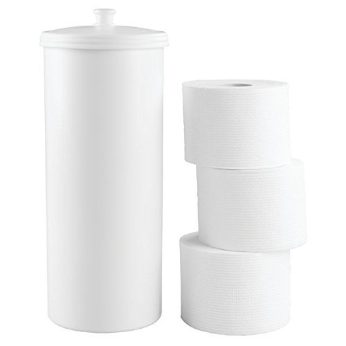 Mdesign Free Standing Toilet Roll