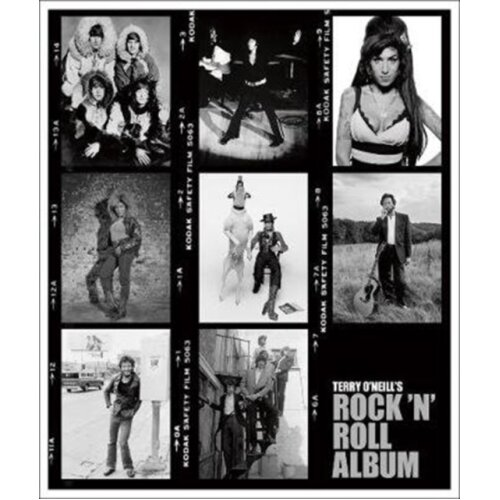 Terry ONeills Rock n Roll Album by ONeill & Terry