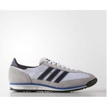 Adidas Originals SL72 Vintage Men's Sports Casual Trainer Shoes White