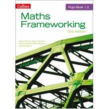 KS3 Maths Pupil Book 1.2 (Maths Frameworking) - Used