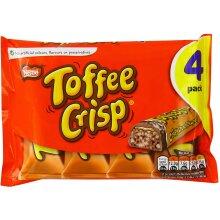 Nestlé Toffee Crisp 172.8 g (Pack of 15, Total 60 Bars)
