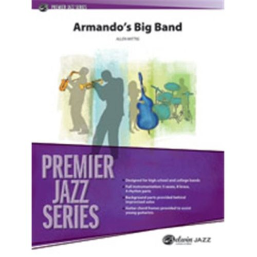 Alfred 00-38685 ARMANDOS BIG BAND-JPJ