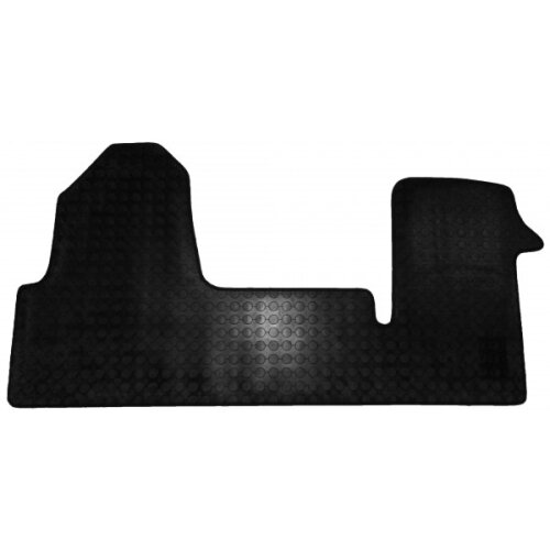 POLCO Rubber Tailored Car Mat - Renault Master (2010 Onwards) - Pattern 2518 [RN36RM]
