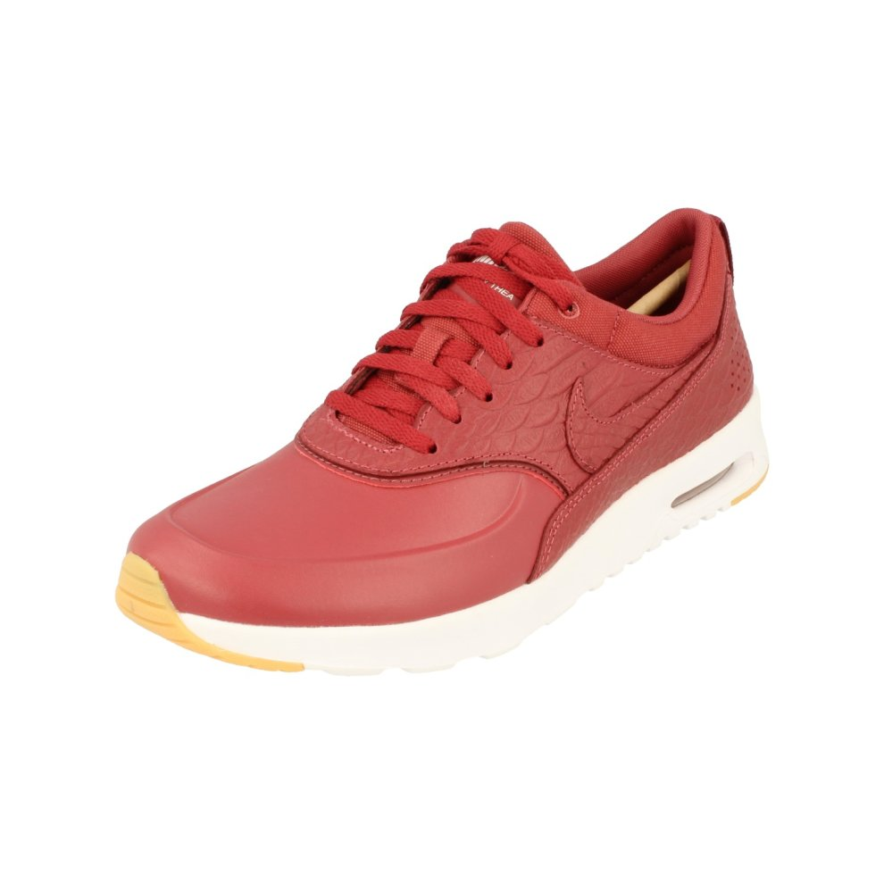 (6.5) Nike Air Max Thea PRM Womens Running Trainers 616723 Sneakers Shoes