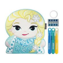 Inkoos Frozen Elsa Color and Create