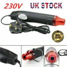 300W Mini Heat Gun DIY Electric Nozzles Tool Hot Air Gun Embossing