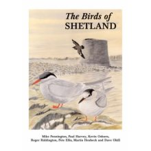 The Birds of Shetland (Helm County Avifauna) - Used