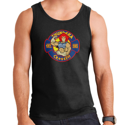 Thundera Crossfit ThunderCats Men's Vest