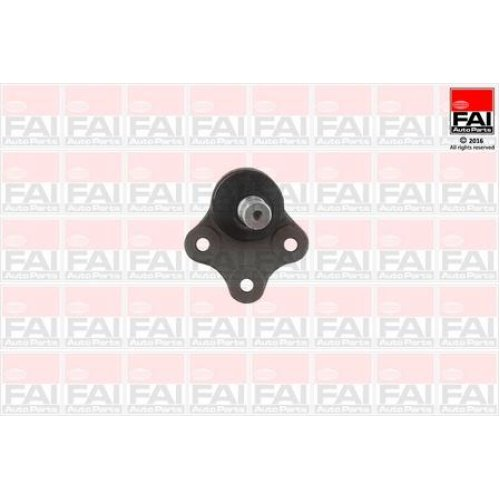 Front FAI Replacement Ball Joint SS063 for Mazda 2 1.6 Litre Petrol (04/03-12/07)