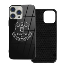 Everton FC Phone Cases Compatible with iPhone 12/ iPhone 12 Pro/ 12 Mini/ 12 Pro Max Glass Back Cover