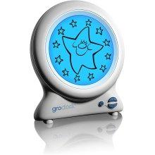 The Gro Company Gro-Clock Glowing screen Images of Stars Sleep Trainer