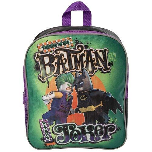 LEGO Batman Movie Batman vs Joker Backpack Children Backpack