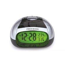 Precision Talking Alarm Clock Time Temperature Speaking Digital Display AP0020