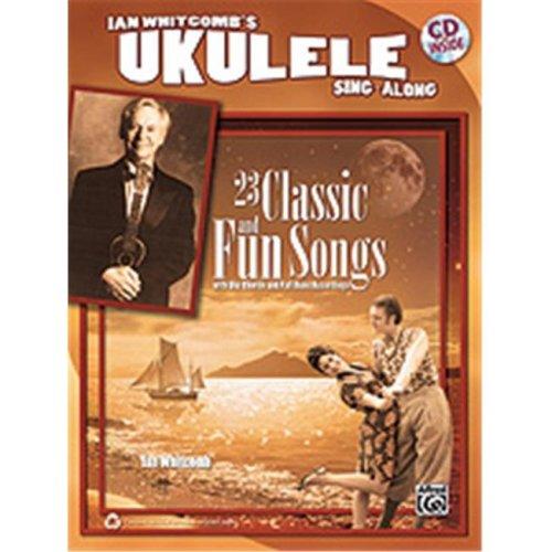 Alfred 00-36357 IAN WHITCOMB UKULELE SNG ALNG-BK&CD