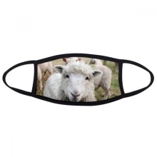 Terrestrial Organism Sheep Animal Picture Mouth Face Anti-dust Mask Anti Cold Warm Washable Cotton Gift