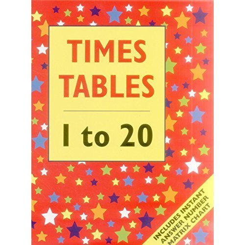 Times Tables - 1 to 20 (Education)