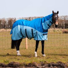 Equitack Summer 3-in-1 Waterproof Fly Rug for Horses   600D, Teflon Coated