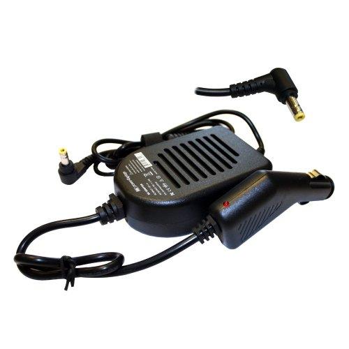 HP Pavilion ZE4325EA Compatible Laptop Power DC Adapter Car Charger