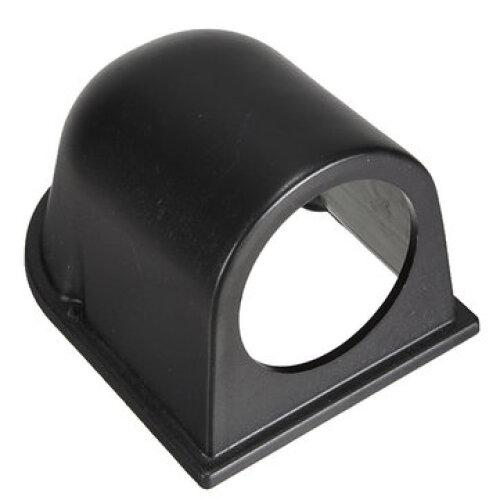 2PCS  52mm 2 Inch Universal Plastic Gauge Pod Mount Holder Black