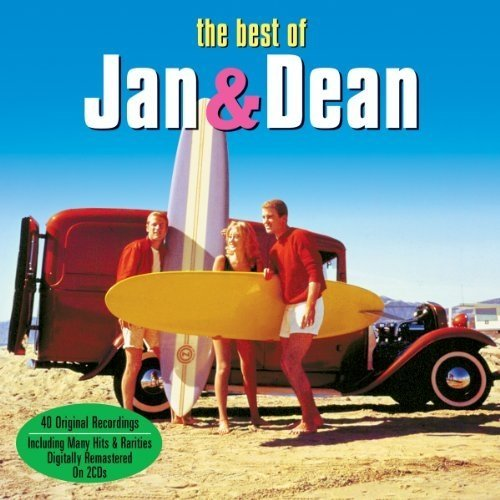 The Very Best of Jan and Dean Double Cd Audio Cd Jan and Dean