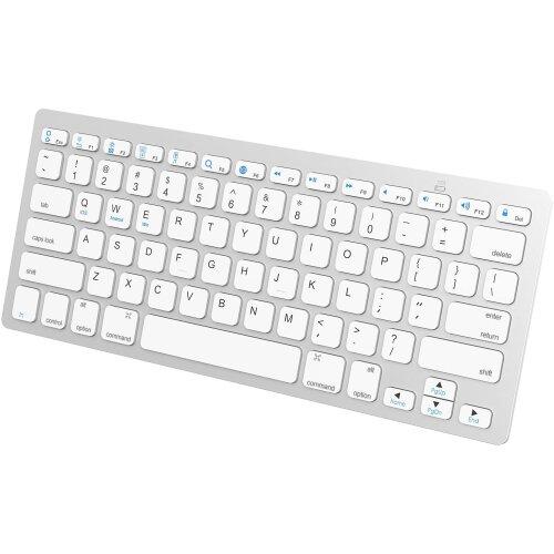 US English QWERTY Slim Universal Bluetooth Keyboard