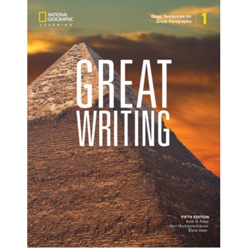 Great Writing 1 Great Sentences for Great Paragraphs by Solomon & ElenaFolse & KeithMuchmore-Vokoun