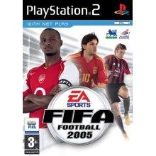 FIFA Football 2005 (PS2) - Used